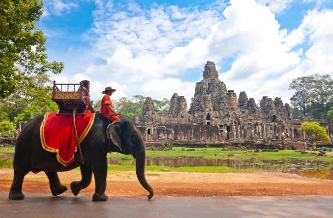 خرابه های عجیب و دیدنی در سراسر دنیا,انگکور وات-angkor-wat-cambodia