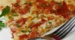 طرز تهیه پیتزا کلم بروکسل