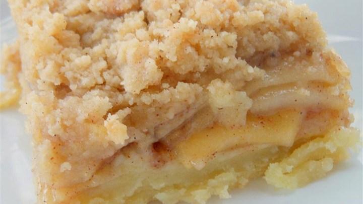 طرز تهیه پای سیب ورقه ای