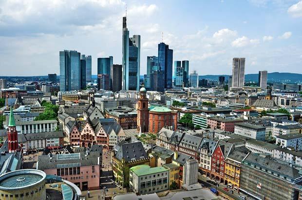زیباترین پایتخت های جهان,فرانکفورت
