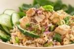 طرز تهیه سالاد تایلندی مرغ