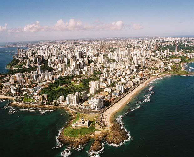 زیباترین پایتخت های جهان,سالوادور