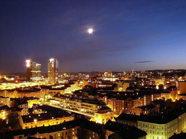 زیباترین پایتخت های جهان,اسلو