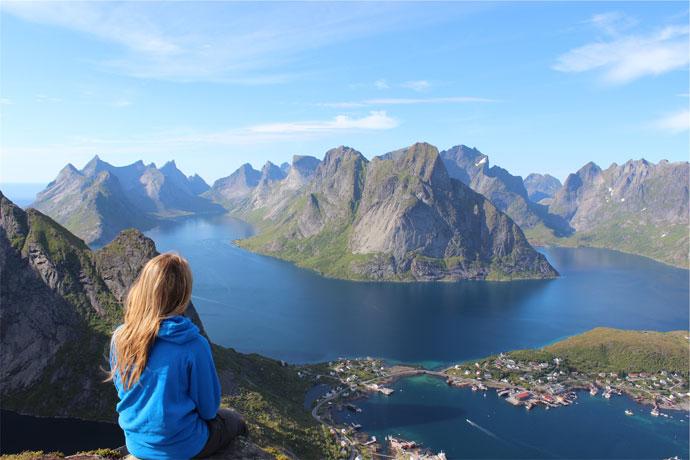 15 دلیل برای تجربه یک مسافرت تنها