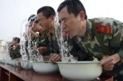 سخت ترین تمرین های نظامی جهان+عکس