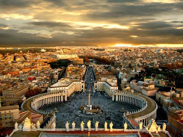 زیباترین پایتخت های جهان,رم