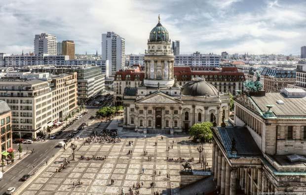 زیباترین پایتخت های جهان,برلین