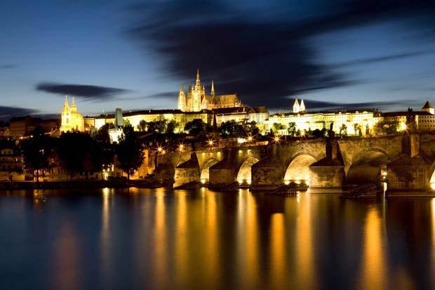 زیباترین پایتخت های جهان,پراگ