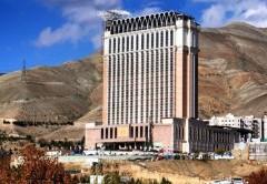 افتتاح اسپیناس پالاس،بزرگترین هتل ایران + عکس