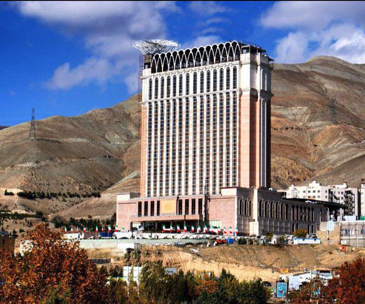 پوتین و همراهانش در کدام هتل اقامت داشتند؟