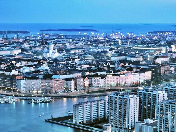 زیباترین پایتخت های جهان,هلسینکی