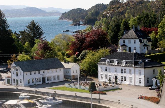 هتل Bekkjarvik Gjestgiveri