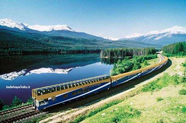 قطار کانادا