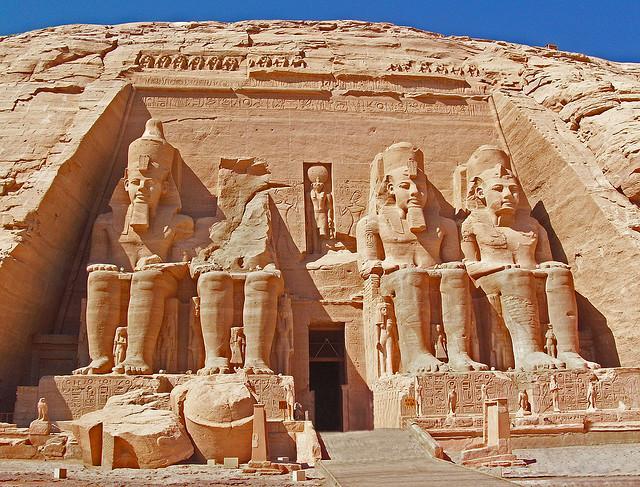 آثار باستانی مصر,ابوسمبل-abu_simbel