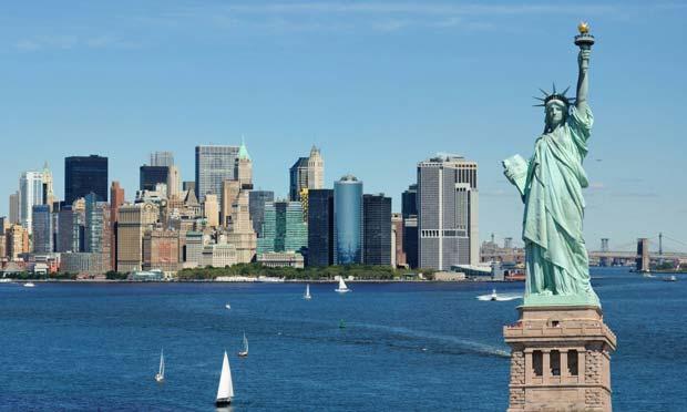 زیباترین پایتخت های جهان,نیویورک