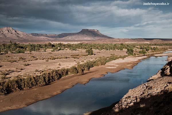 دره درعا-Draa-Valley