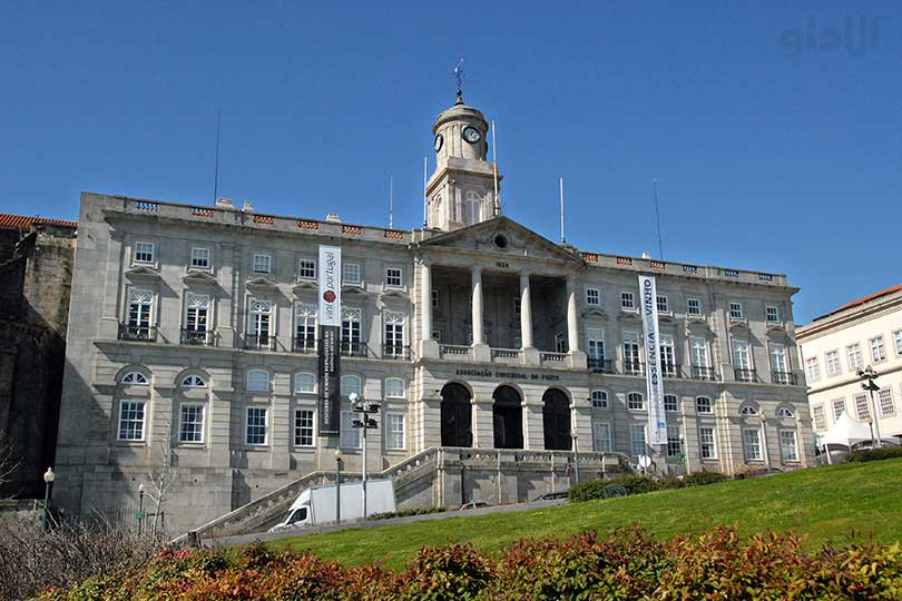 کاخ دا بولسا-Palacio-da-Bolsa
