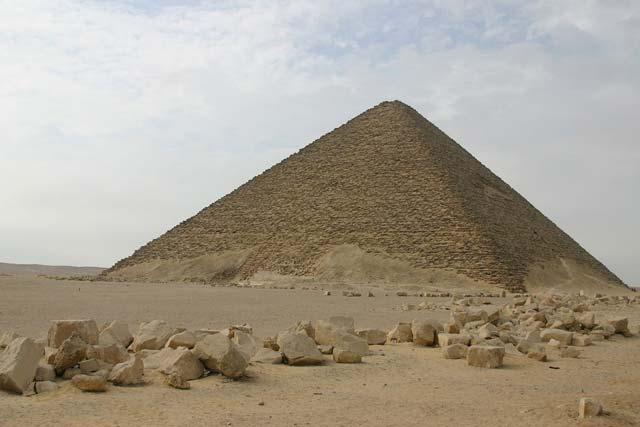 هرم سرخ-Red-Pyramid