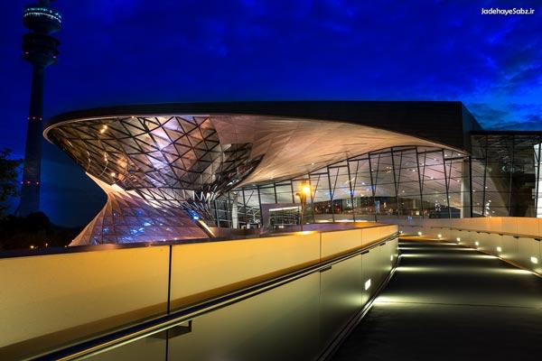 ب ام و ولت و موزه-BMW-Welt-&-Museum