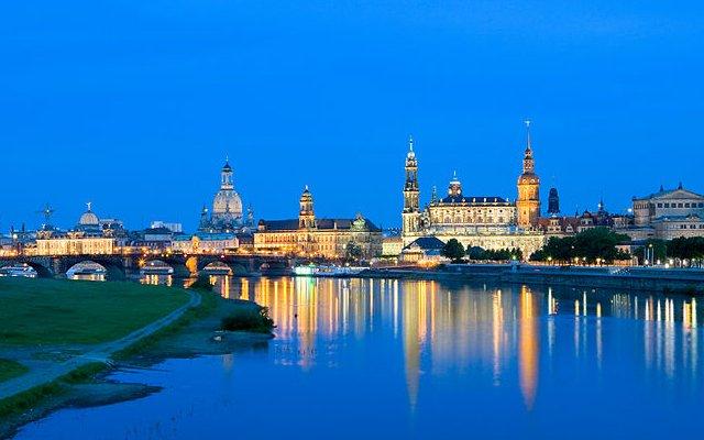بهترین مناطق توریستی آلمان Dresden