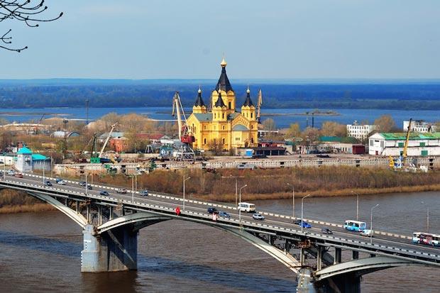 شهرهای دیدنی روسیه,نیژنی نووگورود-nizhny_novgorod