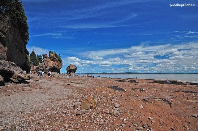 7 Bay of Fundy برترین جاذبههای توریستی کانادا