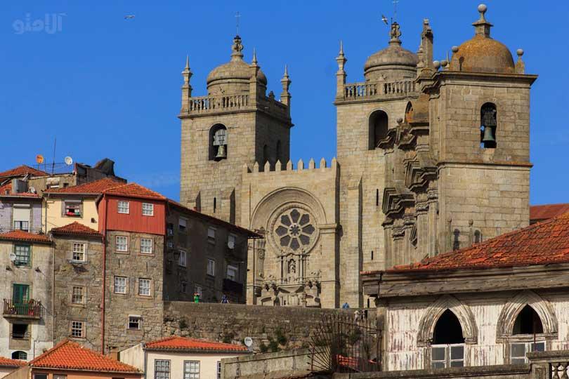 کلیسای جامع پورتو-Porto-Cathedral
