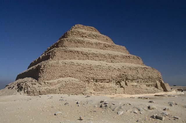 هرم پلکانی جوزر-Djoser