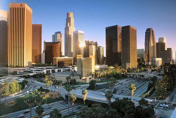 زیباترین پایتخت های جهان,لس انجلس