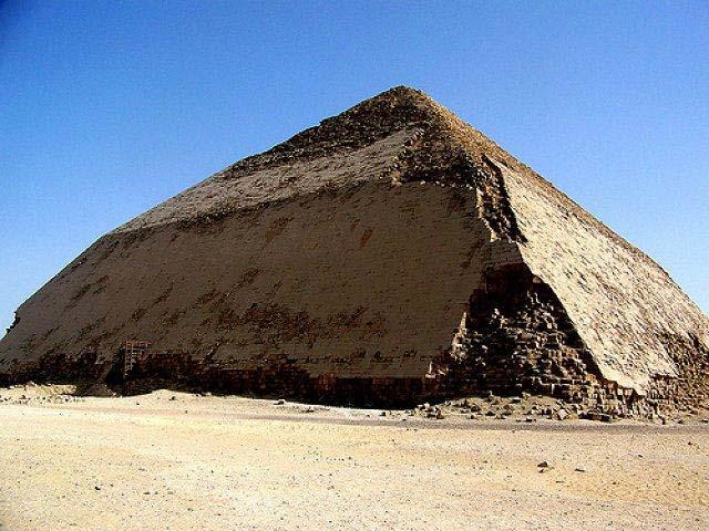 هرم خمیده-bent_pyramid