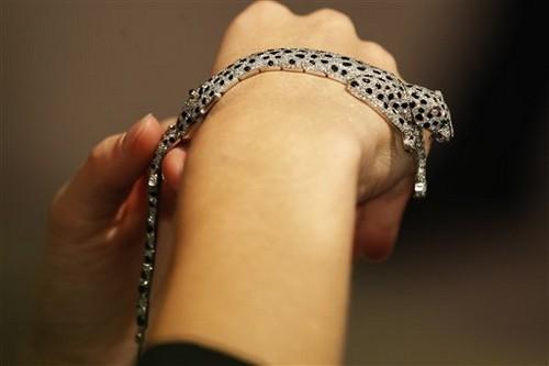 دستبند پلنگی والیس سمپسون