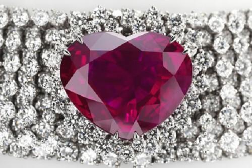 گرانترین جواهرات دنیا,قلب پادشاهی
