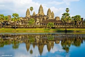دیدنی های کامبوج