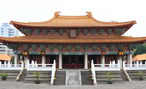 ارزون ترین مقاصد گردشگری جهان,Confucius_Temple_Taichung_amk