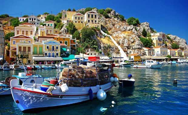 ارزان ترین مقاصد گردشگری جهان,Greece-1