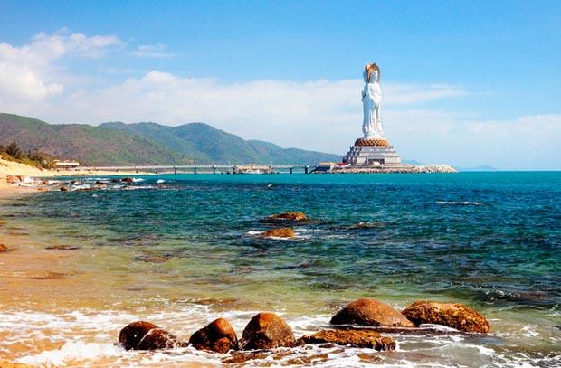 جاذبه های گردشگری کمتر دیده شده و آرام,Hainan-China جزیره هاینان