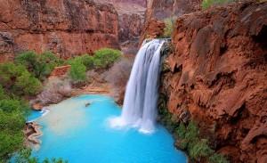 آبشار های هاواسو