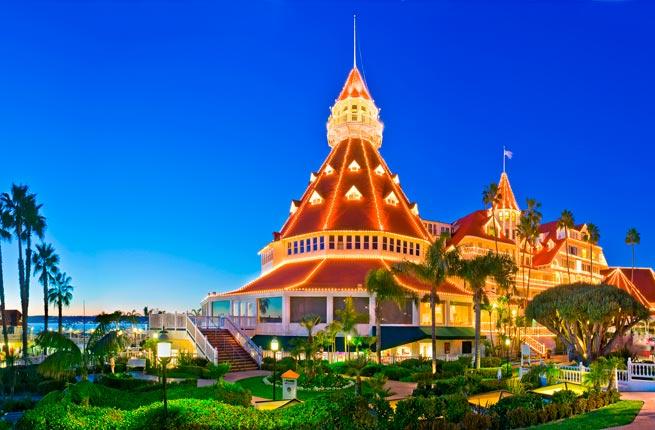 هتل del Coronado