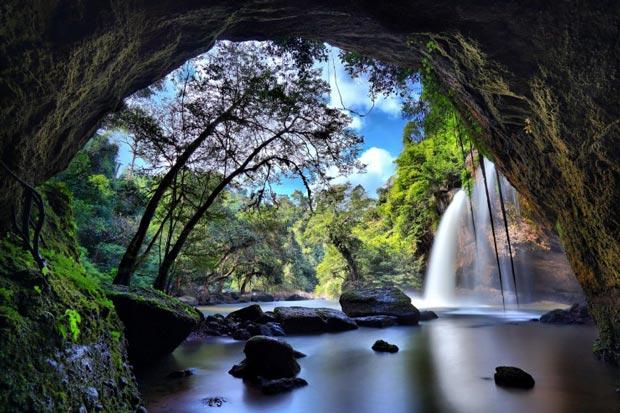 پارک ملی خااو سوک تایلند