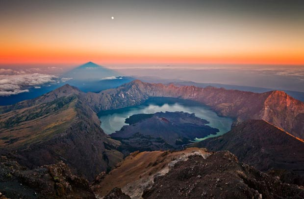 جاذبه های گردشگری کمتر دیده شده و آرام,Lombok-Indonesia لومبوک