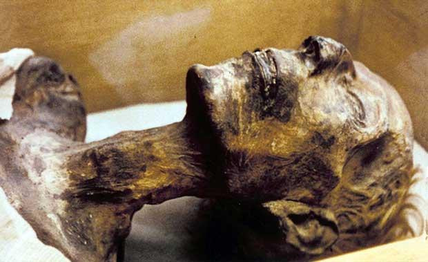 RAMmummy,رموز آثار باستانی