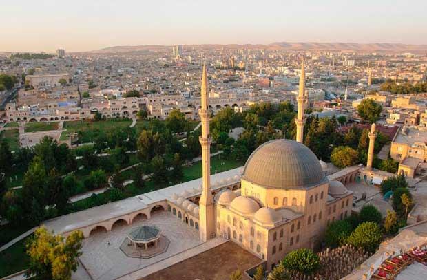 جاذبه های گردشگری کمتر دیده شده و آرام,Sanliurfa-Turkey شانلی اورفا