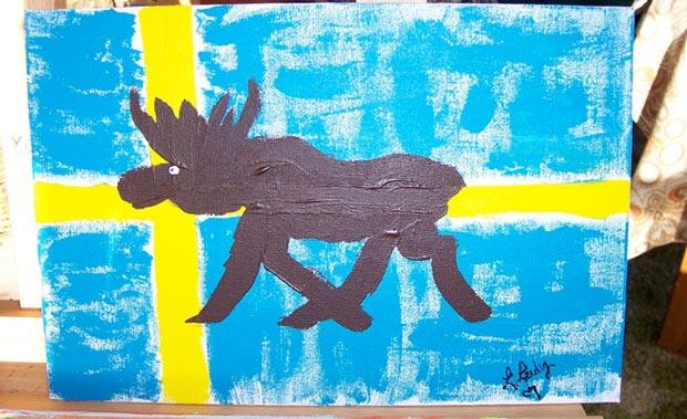همه چیز درباره کشور سوئد,راهنمای سفر سوئد,Swedish-Flag-scandinavia-235289_1920_1279