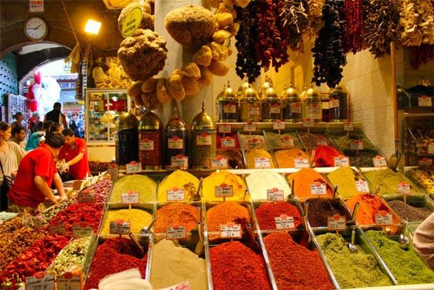 بازار بزرگ قدیمی استانبول