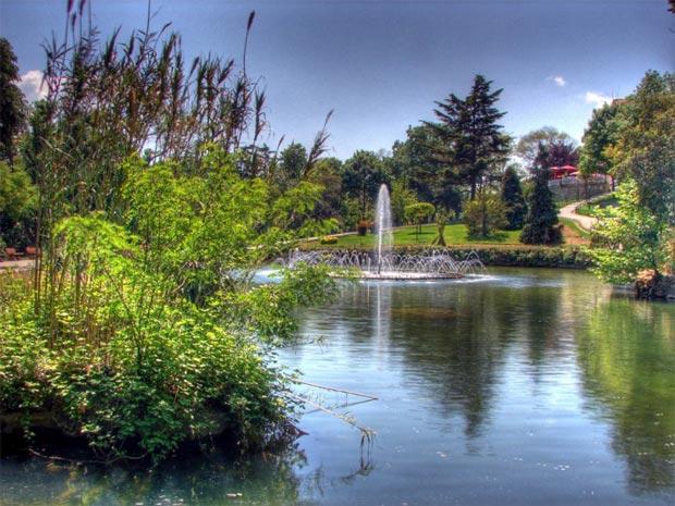 پارک امیرگان استانبول ترکیه