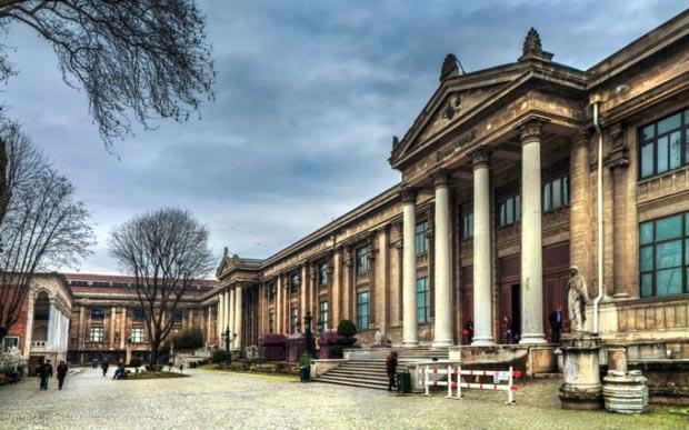 موزههای باستانشناسی استانبول