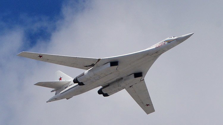 هواپیمای راهبردی تو-160