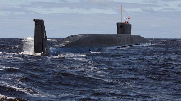 نمونه ای از زیردریایی بوری
