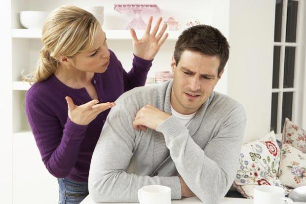 خشم همسر angry-wife