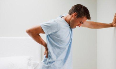 درد کمر backpain